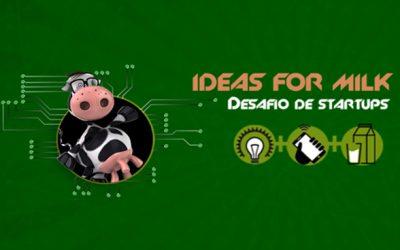"""""""Ideas for milk"""" busca inovações tecnológicas do setor lácteo"""