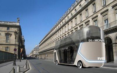 Jovens designers apresentam suas ideias para o Ônibus do Futuro