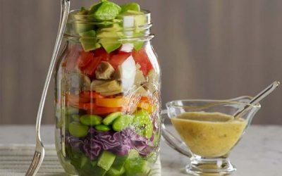 Secretaria de Agricultura ensina receitas para população manter alimentação saudável fora de casa