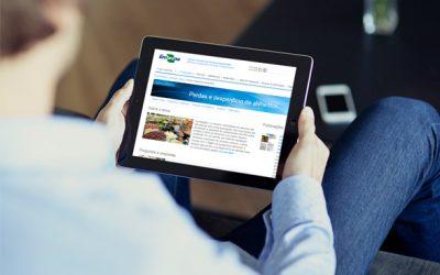 Embrapa lança página temática sobre perdas e desperdício de alimentos