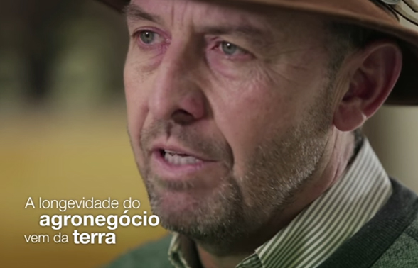 BASF apresenta o último vídeo da campanha Agricultura, o maior trabalho da Terra