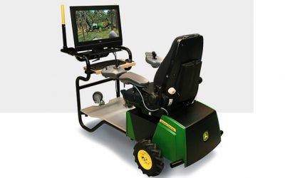 John Deere leva tecnologias agrícolas pela primeira vez à Campus Party