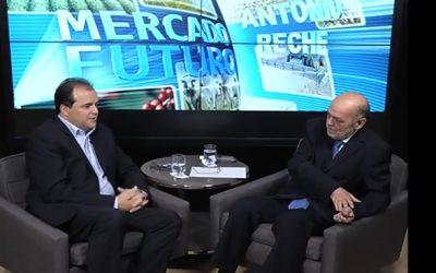 Jorge Espanha participa do programa Mercado Futuro