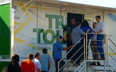 John Deere inicia a terceira temporada do Tratour