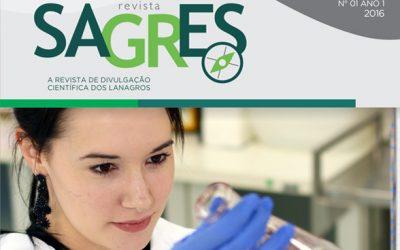 Mapa lança revista sobre atividades da rede Lanagro