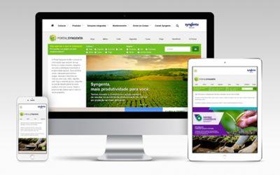 Syngenta lança portal inteligente para agricultores