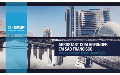 ASF e AgFunder divulgam ação sobre a importância da tecnologia digital para a agricultura brasileira