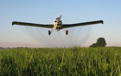 País tem a segunda maior frota de aviação agrícola do mundo