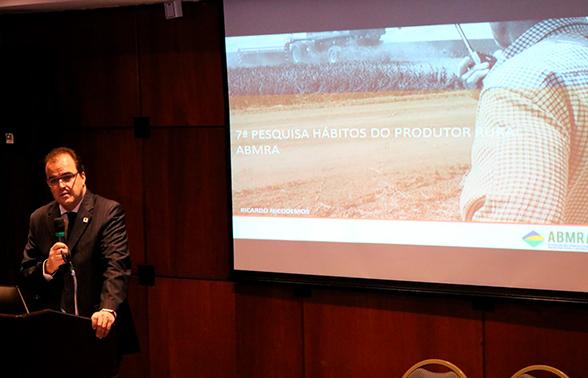 Hábitos do produtor rural são temas de Workshop da ABMRA