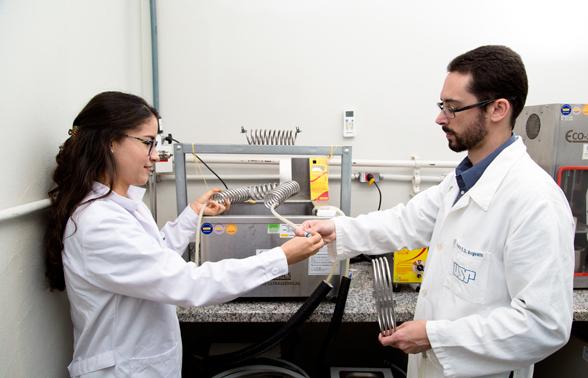 Estudo aplica tecnologia de ultrassom na hidratação de grãos