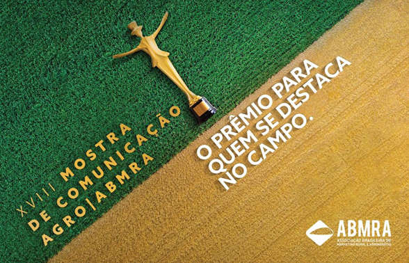 XVIII Mostra de Comunicação Agro ABMRA ocorrerá em maio