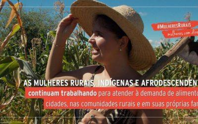 Valorização de mulheres rurais ajuda a promover a produtividade da agricultura, diz ministra