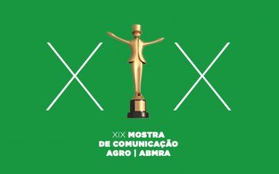 Destaques do marketing do agro são premiados na XIX Mostra de Comunicação ABMRA