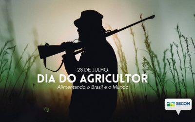 Governo usa imagem de homem armado para homenagear agricultores, é criticado e apaga post